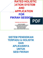 Ihes and Its Application (Student Biodata)