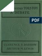 Marx v Tolstoy