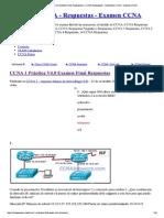 CCNA 1 Práctica V4.0 Exa...Enes CCNA - Examen CCNA