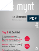 Mynt 4x4 Promotion 2014