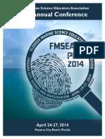 2014 FMSEA Conference Program