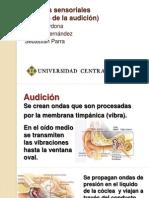 Órganos sensoriales (1)