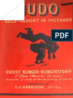 Judo Self Taught in Picture - Hubert Klinger 1952
