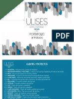 Portfolio Ulises Lopez Rangel Web