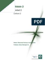 M2 LECTURA 2 - Las Relaciones Públicas e Institucionales _1