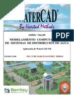 Manual WaterCAD