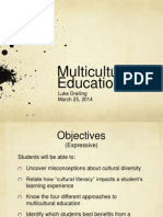 multicultural eduaction powerpoint