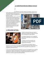 Calidad en La Construcción en Obras Civiles