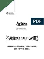 PRACTICAS CALIFICANTES