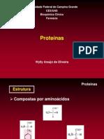 8- Proteínas