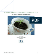 Seyfang, g. (2009) Green Shoots of Sustainability. the 2009 Uk Transition Movement Survey