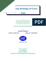 Marketing Strategy of Coca Final Edit