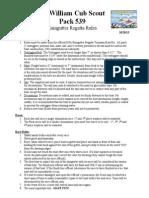 regatta rules 10-28-13