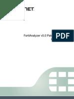 Manual CLI Fortigate 5.0