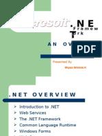 An Introduction to Dot Net Framework