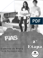 PIAS - 2ª Etapa (2011)