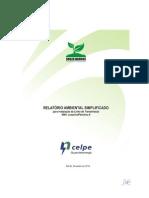 Relatório Ambiental Simplificado - Ras Lt_celpe_definitiva_ibama