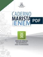 Caderno Marista Para o Enem Ciências Da Natureza e Suas Tecnologias