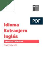 Propuesta de Programa de Estudio Inglés 4º Básico (Optativo)