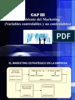 Cap III - Ambiente Macro y Micro