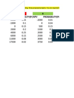 Problems on Range,SD, CV and Semi- Variance
