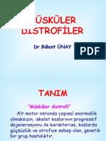 MUSKULER DISTROFILER