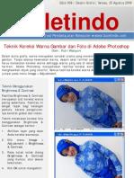 9 Teknik Koreksi Warna Gambar Dan Foto Di Adobe Photoshop