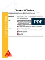 SikaTop Armatec 110 EpoCem IC 100906 002