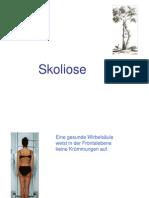 Skoliosis