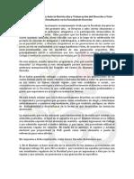 Declaración Pública de Crecer Derecho Ante la Restricción y Vulneración del Derecho a Voto  de Estudiantes en la Facultad de Derecho