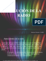 Radio Evolucion YASMIN