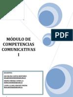Módulo de Competencias Comunicativas i. Modif