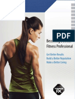 Becoming a Better Fit Pro