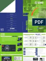 Panel de Control Digital Nexys (Espanol)