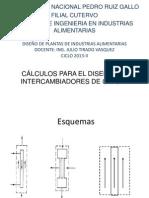 DP 8-Calculos Diseño de Intercambiadores