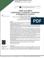 TQM and QFD(2)