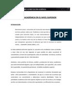 3La Escritura Academica en El Nivel Superior