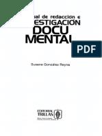 Manual de redaccion e investigacion documental, Susana Reyna.pdf