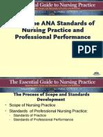 Standards for Nursing Practice