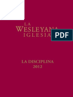 Manual Disciplina Wesleyana 2012