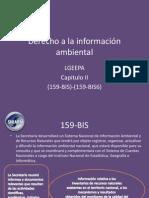 Derecho a La Información Ambiental