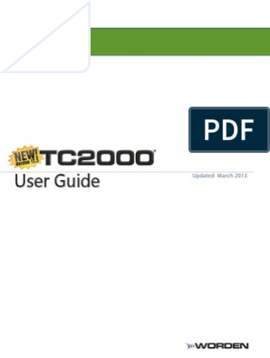 User Guide: Updated March 2013