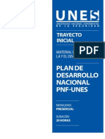 Material Plan Pnf-unes Dig