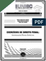 Exercicios Ead Direito Penal IV - Legislação Penal Especial
