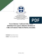 Analisis Final y Tercer Informe de Cronica.