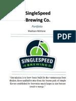 singlespeed brewing portfolio