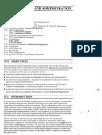 Public Administration Unit-37 Citizen and Administration