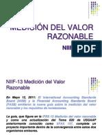 Diapositivas Niif13 Medicion Valor Razonable