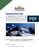 Hampta Pass Trek.doc