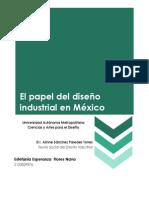 El papel del diseño industrial en México